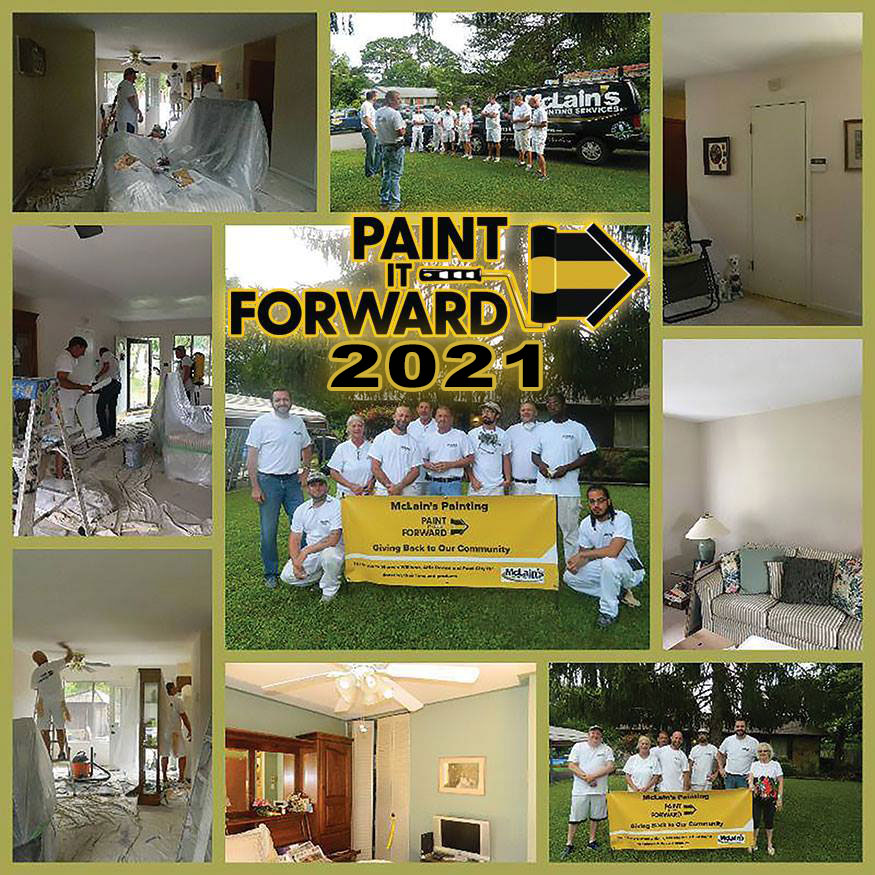 interior and exterior painters